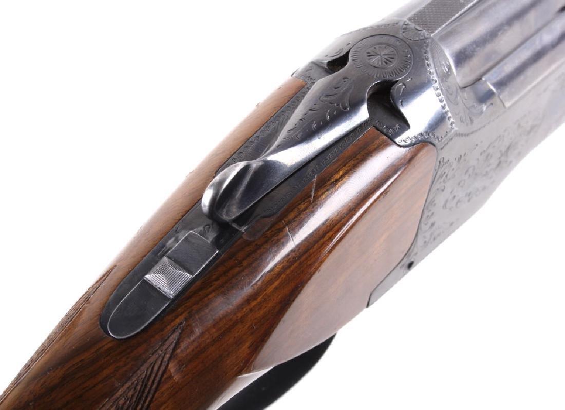 Belgium Browning Superposed 12GA w/ Leather Case - 16