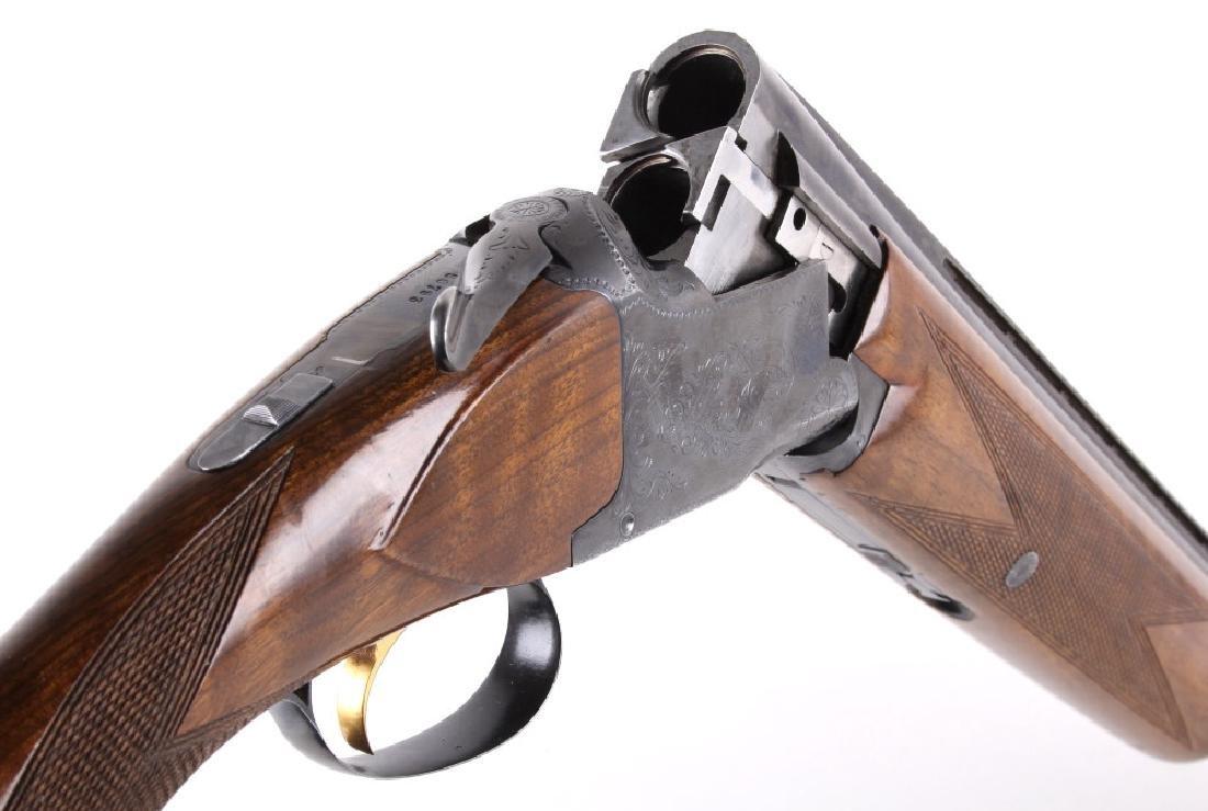 Belgium Browning Superposed 12GA w/ Leather Case - 17