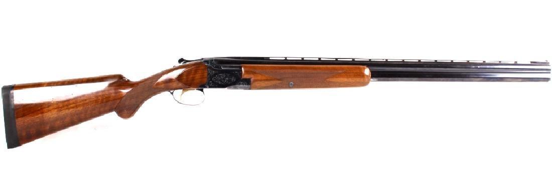 Belgium Browning Superposed 12GA w/ Leather Case - 2