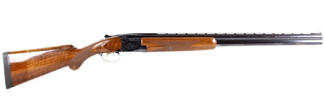 Belgium Browning Superposed 12GA w/ Leather Case - 3