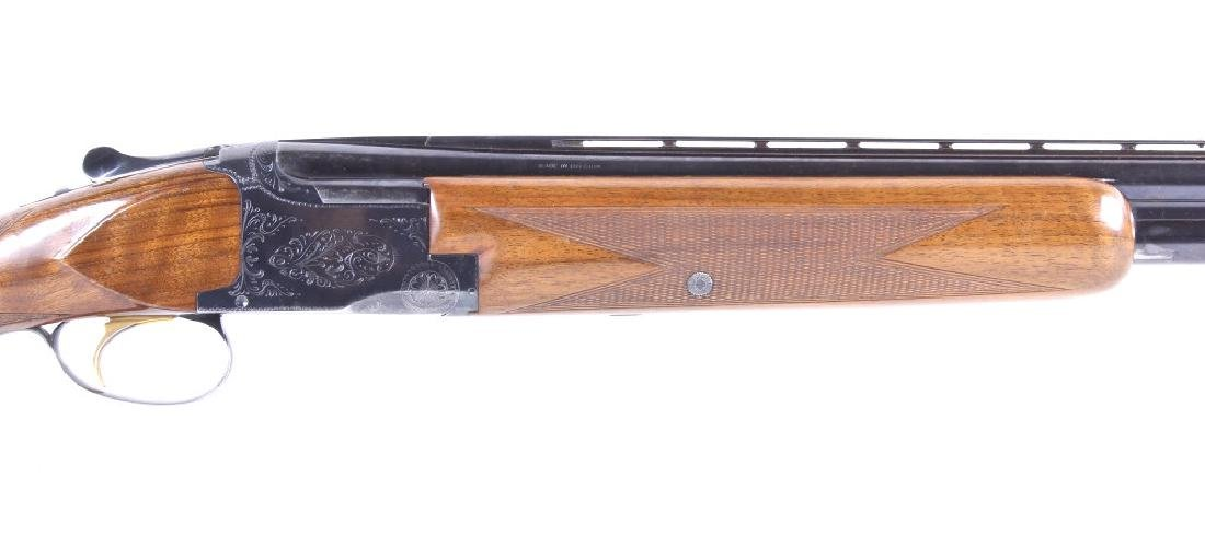 Belgium Browning Superposed 12GA w/ Leather Case - 5