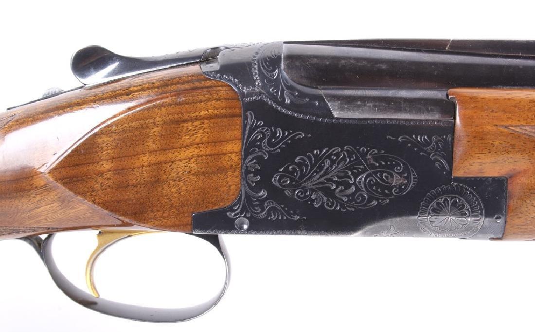 Belgium Browning Superposed 12GA w/ Leather Case - 7