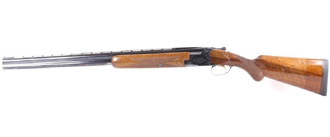 Belgium Browning Superposed 12GA w/ Leather Case - 8