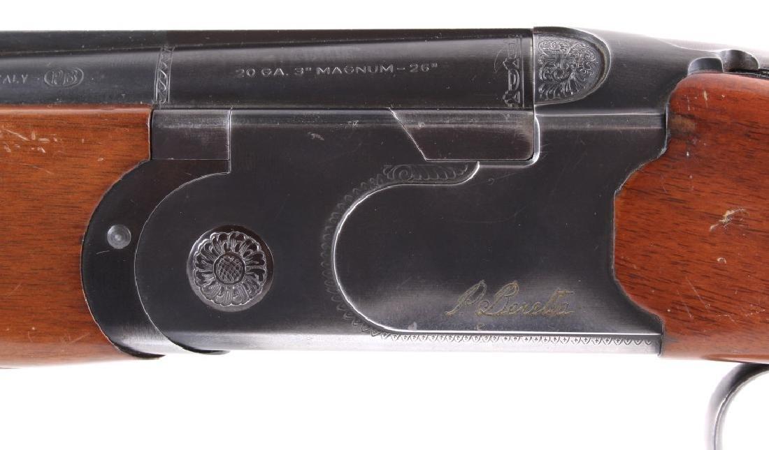 Beretta 686 Onyx Field Grade O/U 20GA Shotgun - 10