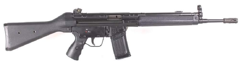 Heckler & Koch HK43 .223 Rifle Pre-Ban VERY RARE
