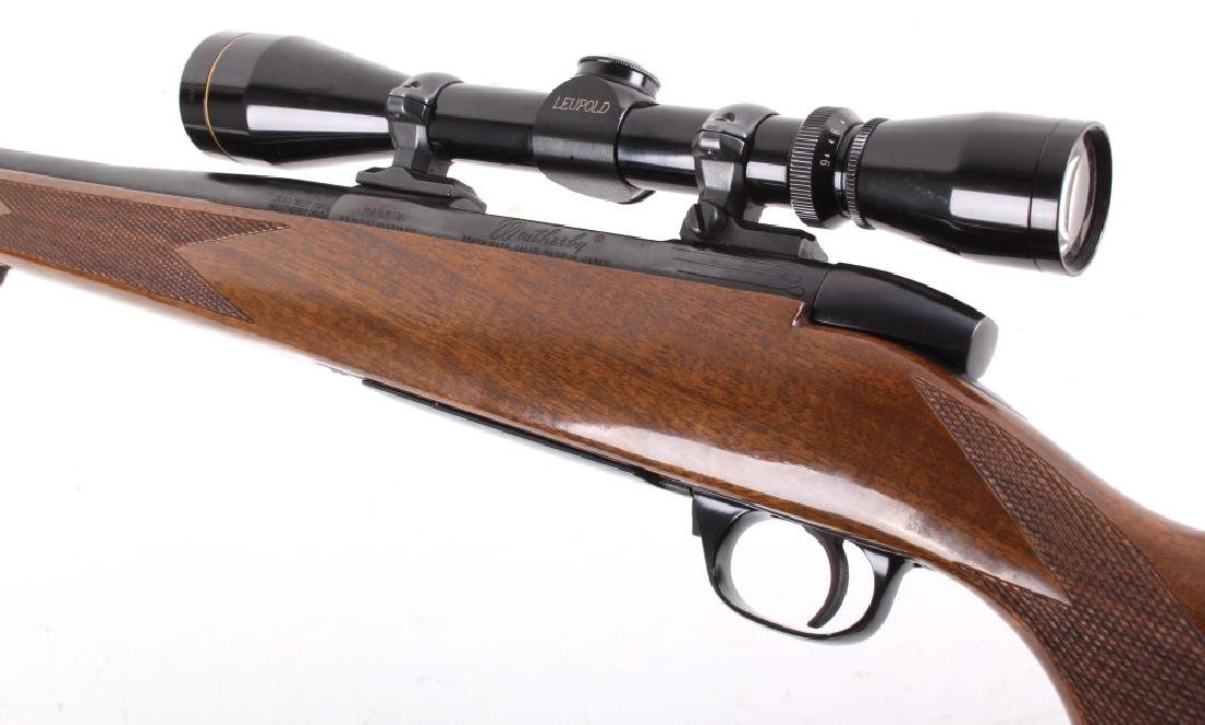 Weatherby Mark V .300 WBY Magnum Rifle & Scope - 15