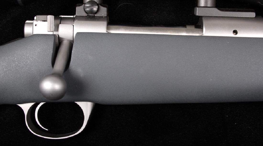 Kimber 8400 Montana 300WSM Stainless Rifle w/Scope - 6