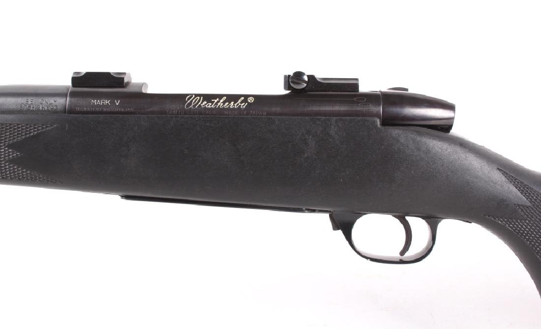 Weatherby Mark V .375 H&H Magnum Rifle Like New - 11