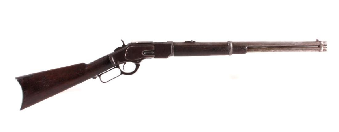Winchester Model 1873 Saddle Ring Carbine 44 Cal.
