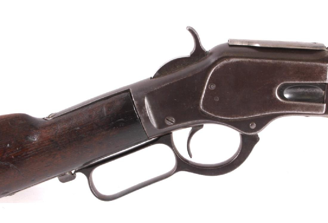 Winchester Model 1873 Saddle Ring Carbine 44 Cal. - 2