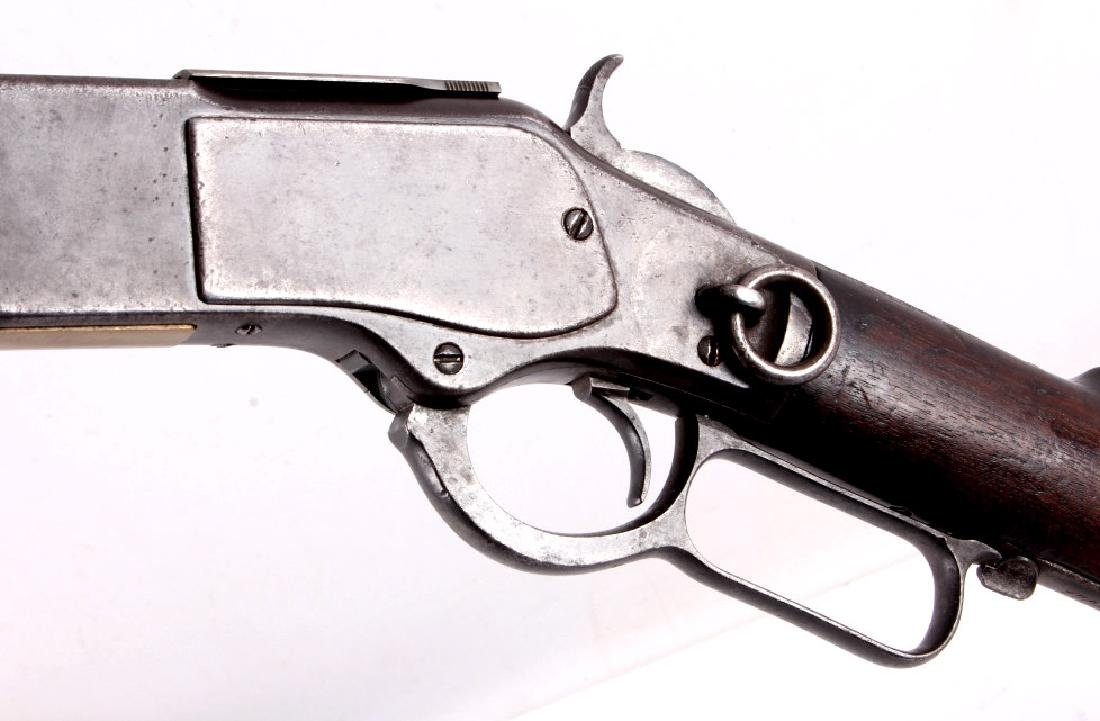 Winchester Model 1873 Saddle Ring Carbine 44 Cal. - 7
