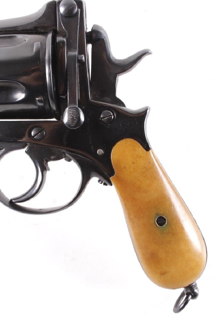 Montenegrin Gasser 44-40 WIN Caliber Revolver RARE - 5