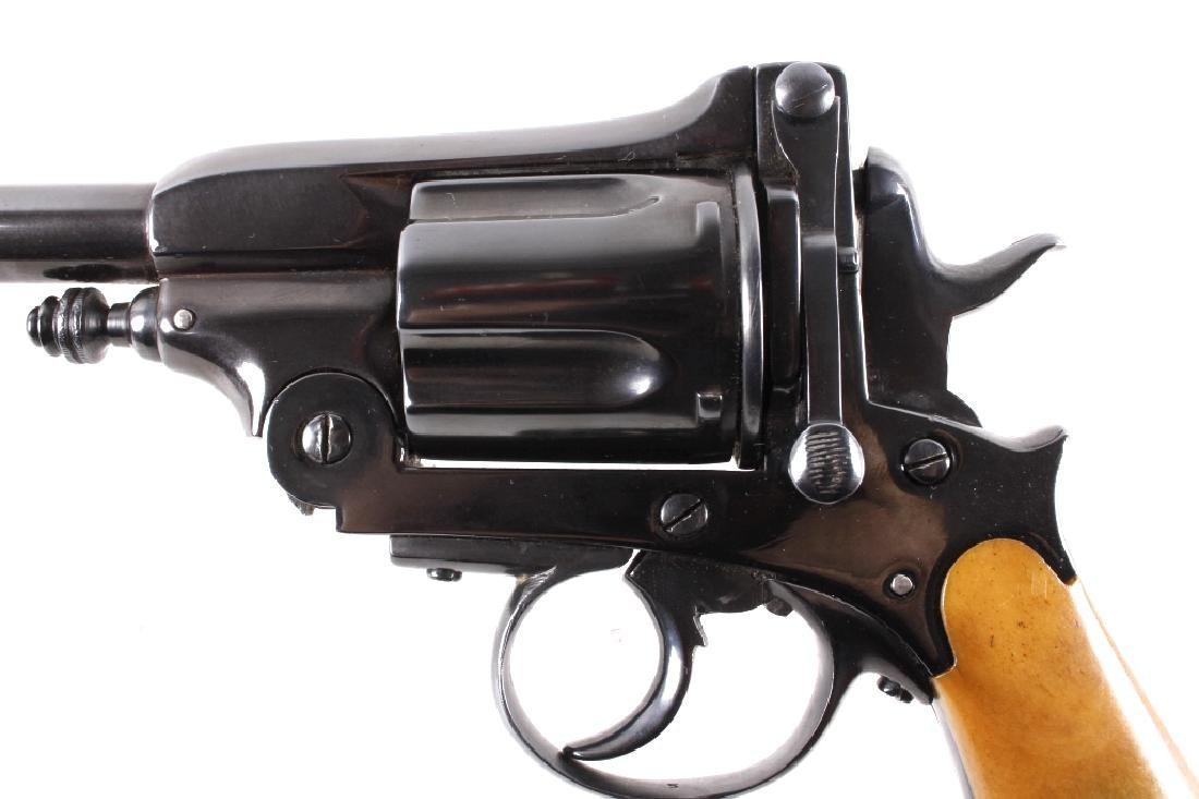 Montenegrin Gasser 44-40 WIN Caliber Revolver RARE - 6