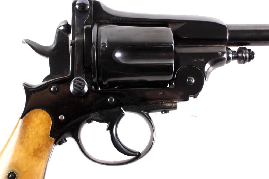 Montenegrin Gasser 44-40 WIN Caliber Revolver RARE - 7