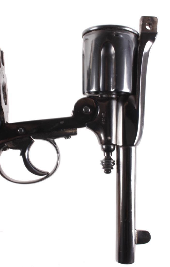 Montenegrin Gasser 44-40 WIN Caliber Revolver RARE - 8