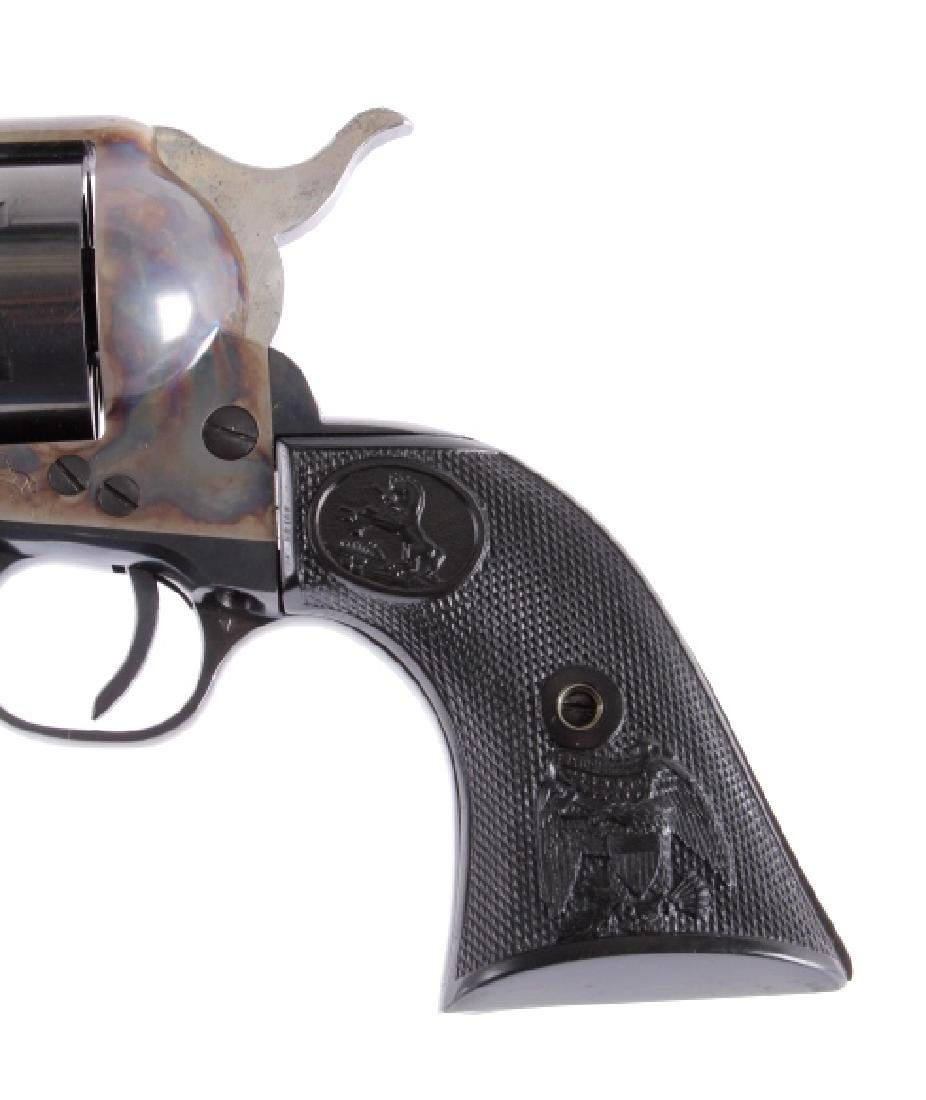 "Colt 2nd Gen. Single Action Army 45 Revolver 4.75"" - 15"