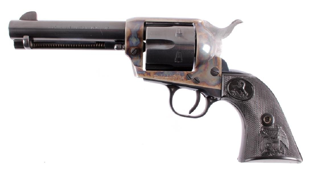 Colt 2nd Gen. Single Action Army 45 Revolver 4.75""