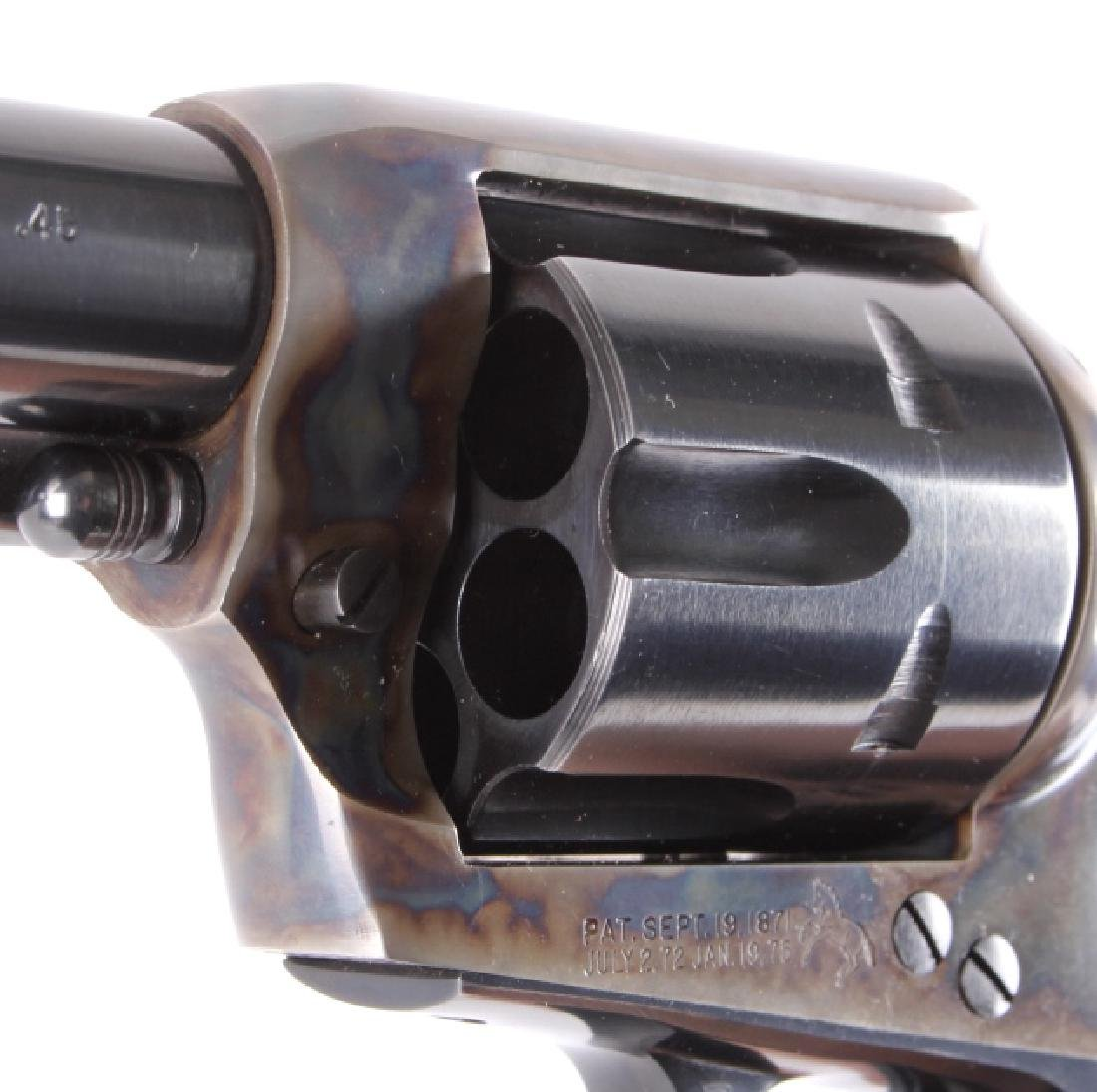 "Colt 2nd Gen. Single Action Army 45 Revolver 4.75"" - 9"