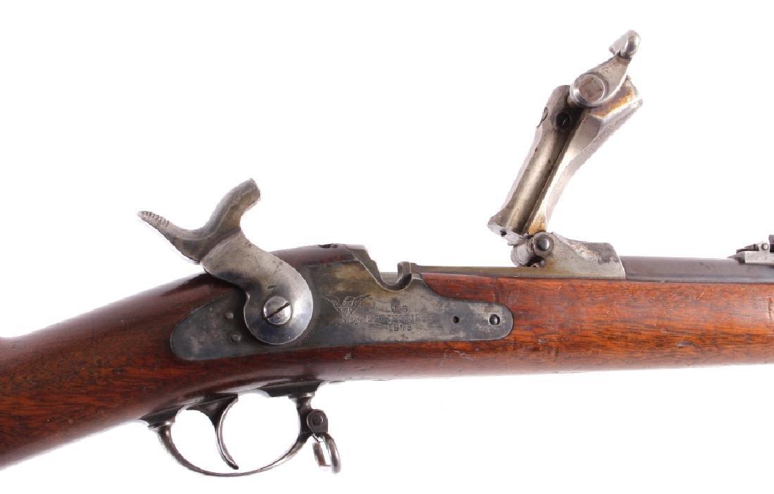 U.S. Springfield Model 1873 .45-70 Trapdoor Rifle - 10