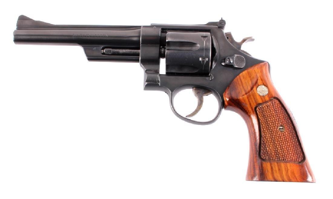 Smith & Wesson Highway Patrolman .357 Revolver