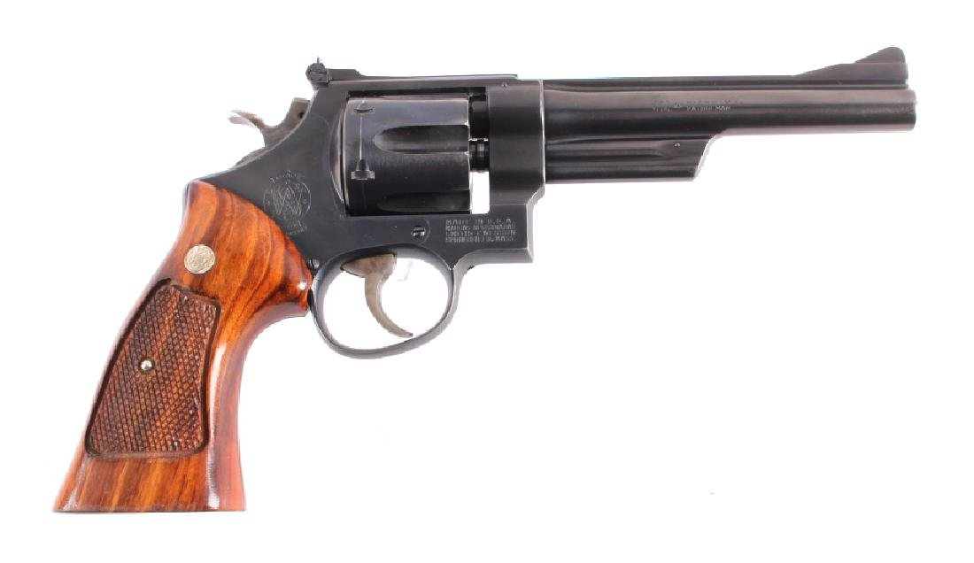 Smith & Wesson Highway Patrolman .357 Revolver - 2