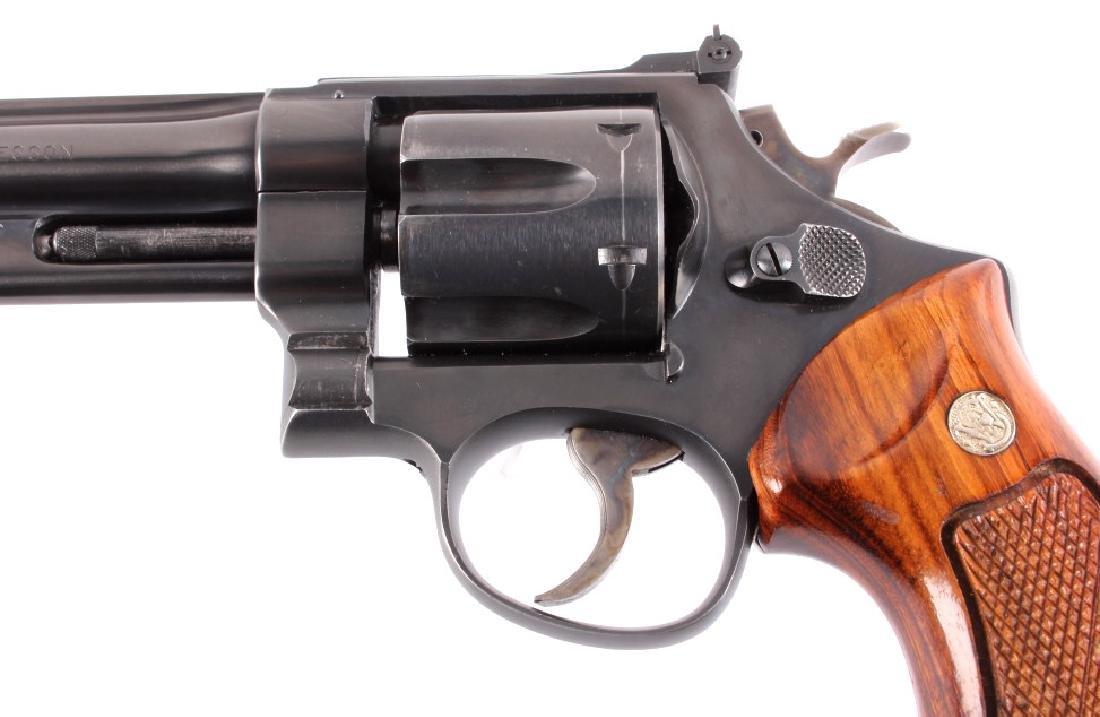 Smith & Wesson Highway Patrolman .357 Revolver - 4