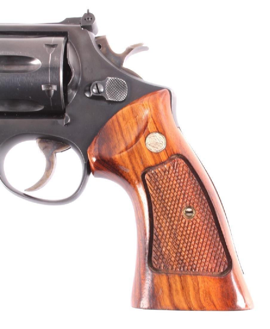 Smith & Wesson Highway Patrolman .357 Revolver - 6
