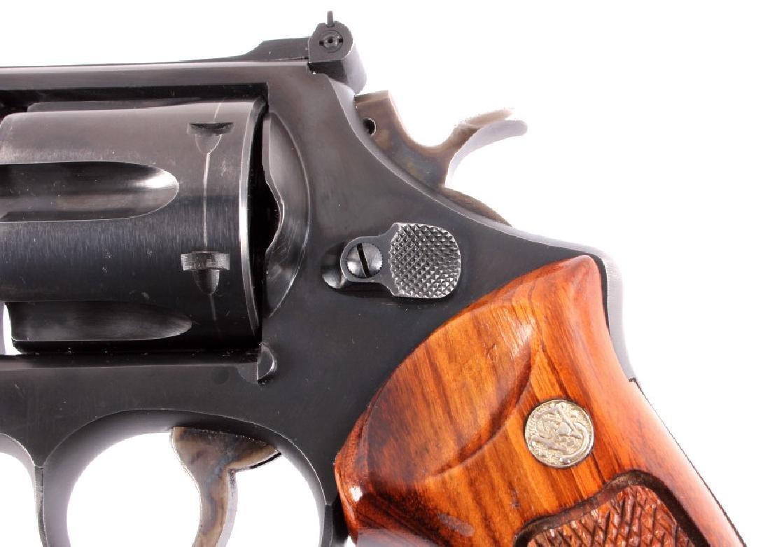 Smith & Wesson Highway Patrolman .357 Revolver - 9