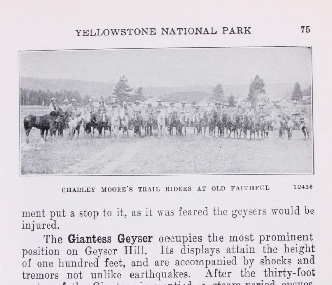 Yellowstone National Park Guidebook Collection - 9