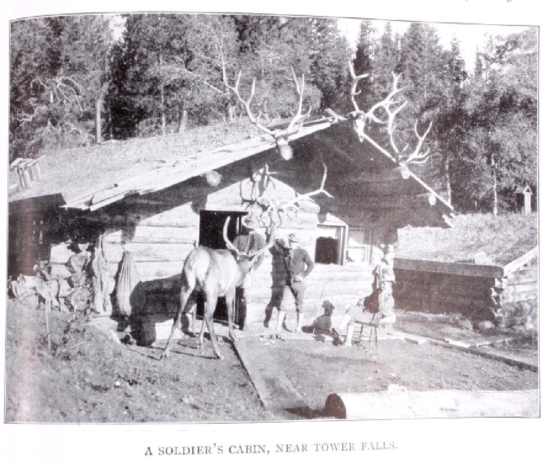 1914 Campbell's Yellowstone National Park Guide - 10
