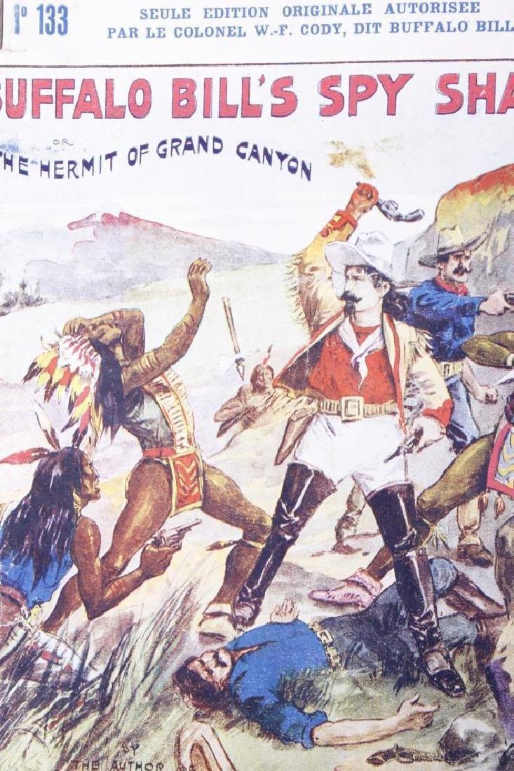 Buffalo Bill Dime Novel's circa 1907-1930's - 10