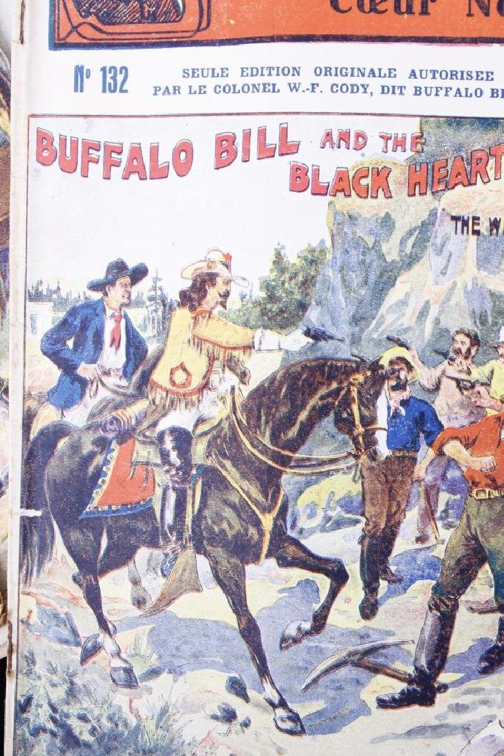 Buffalo Bill Dime Novel's circa 1907-1930's - 11