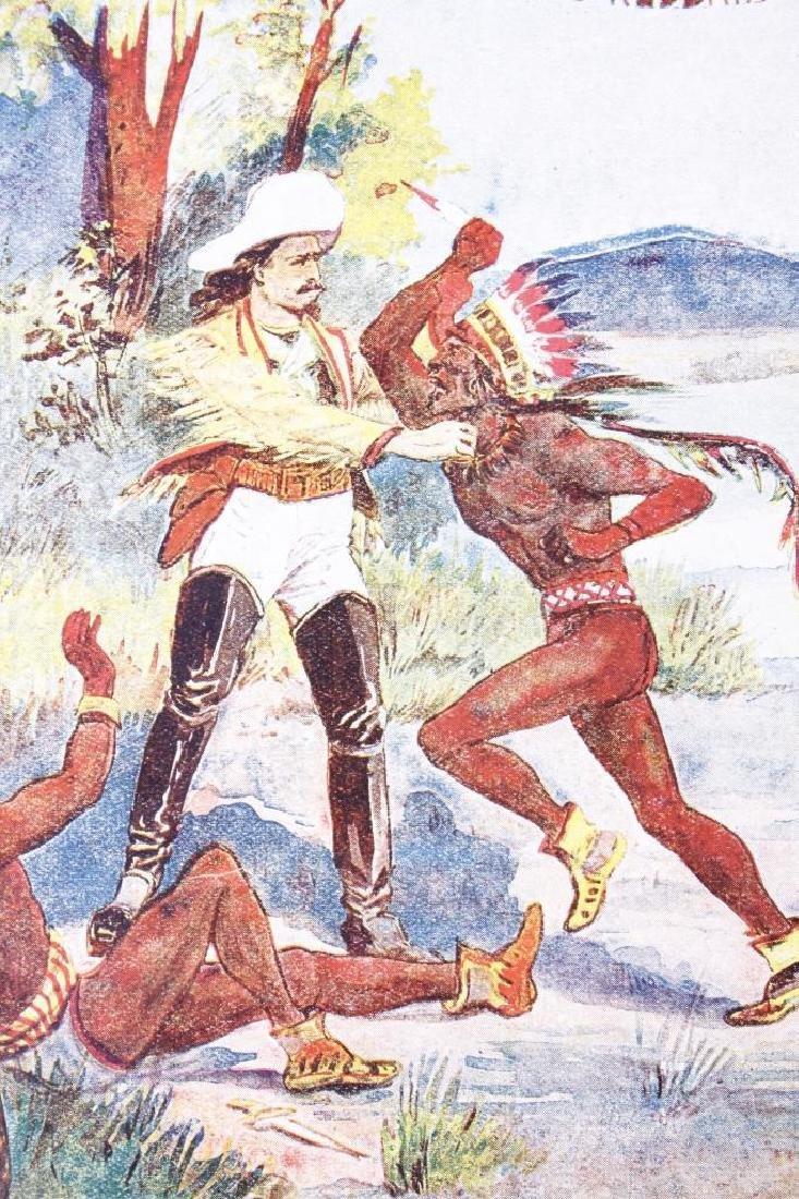 Buffalo Bill Dime Novel's circa 1907-1930's - 12