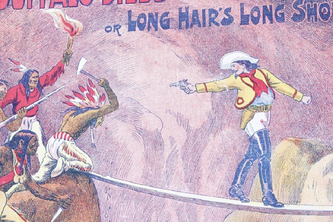Buffalo Bill Dime Novel's circa 1907-1930's - 13