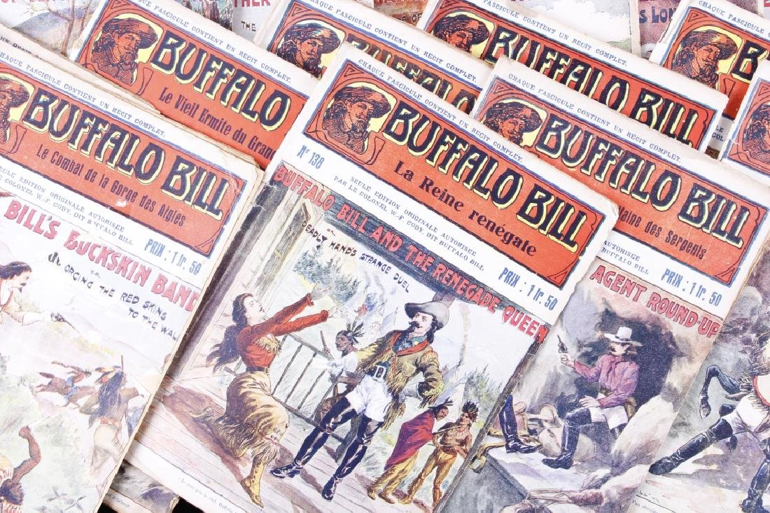 Buffalo Bill Dime Novel's circa 1907-1930's - 4
