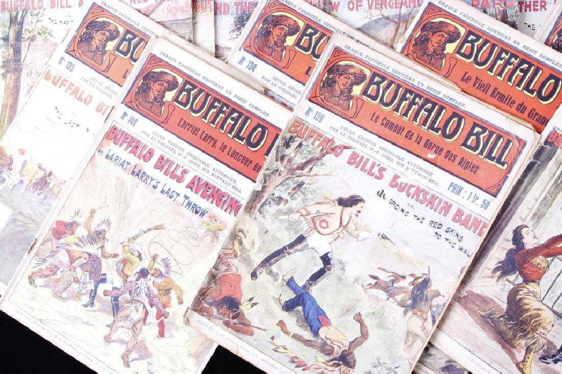 Buffalo Bill Dime Novel's circa 1907-1930's - 5