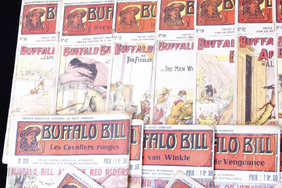 Buffalo Bill Dime Novel's circa 1907-1930's - 6