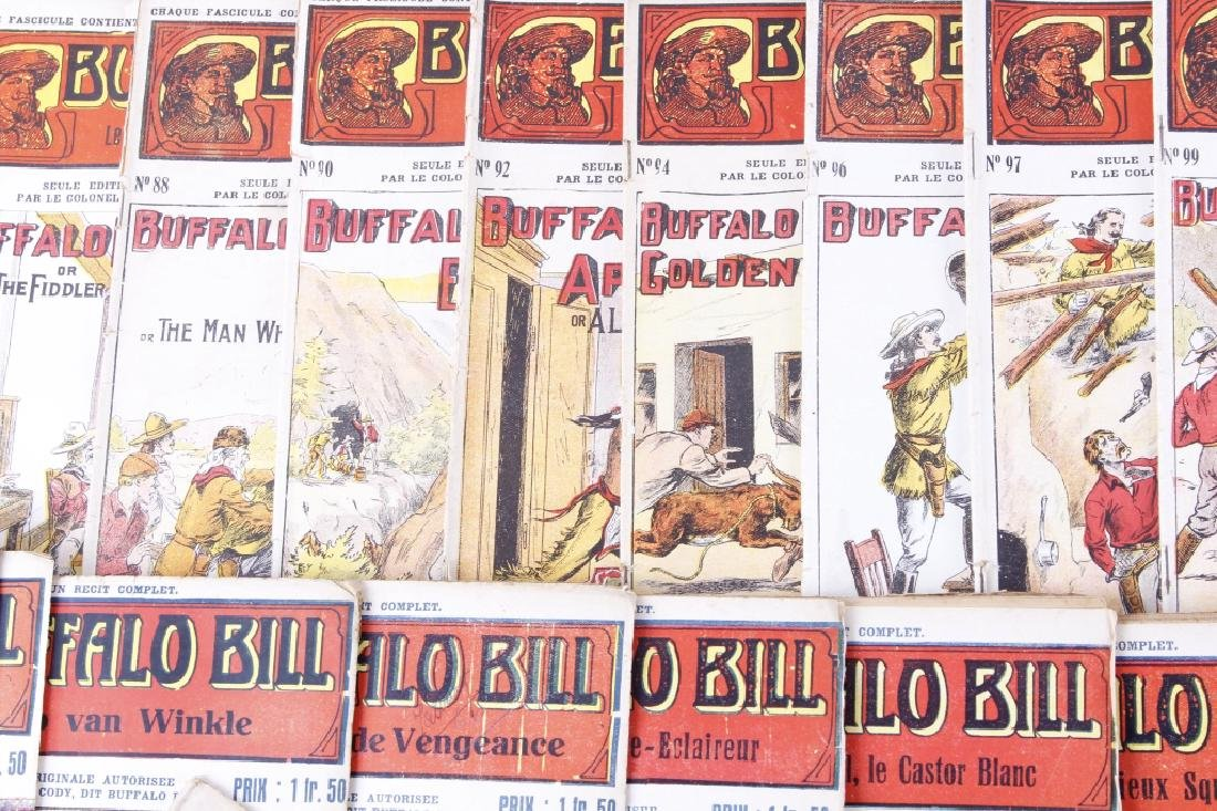 Buffalo Bill Dime Novel's circa 1907-1930's - 7