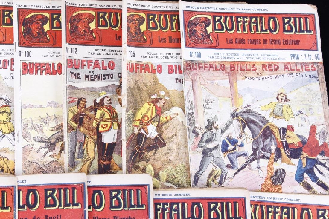Buffalo Bill Dime Novel's circa 1907-1930's - 9