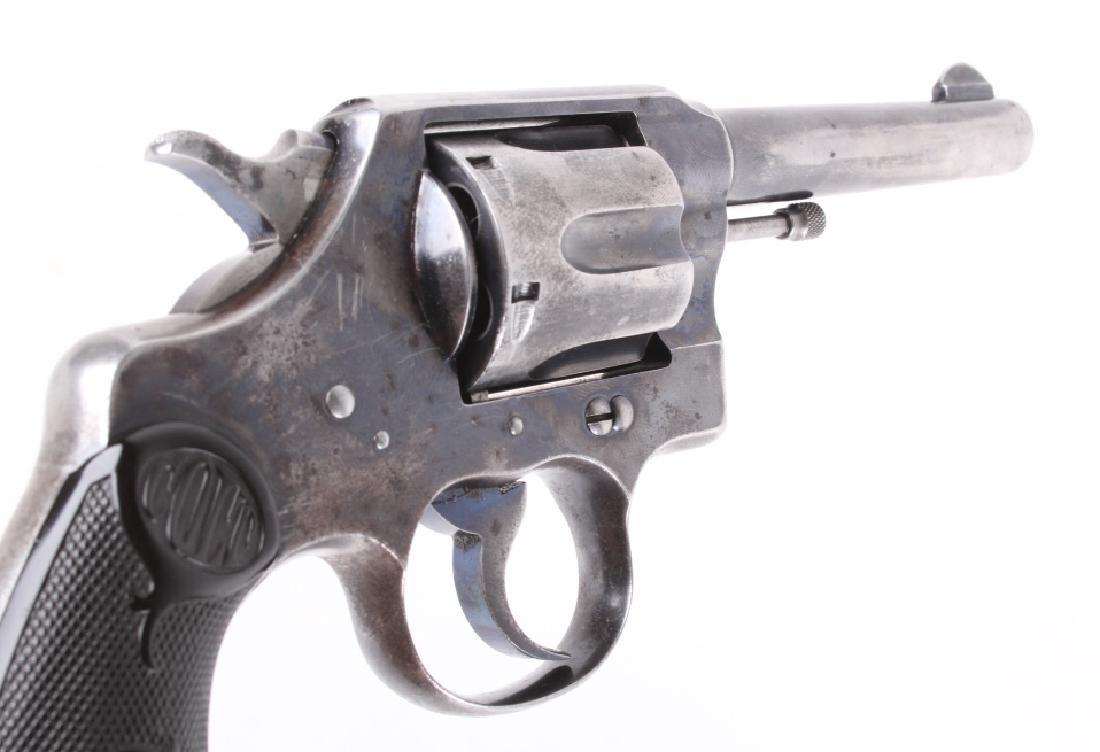 Colt Army Special 32-20 WCF 6-Shot DA/SA Revolver - 10