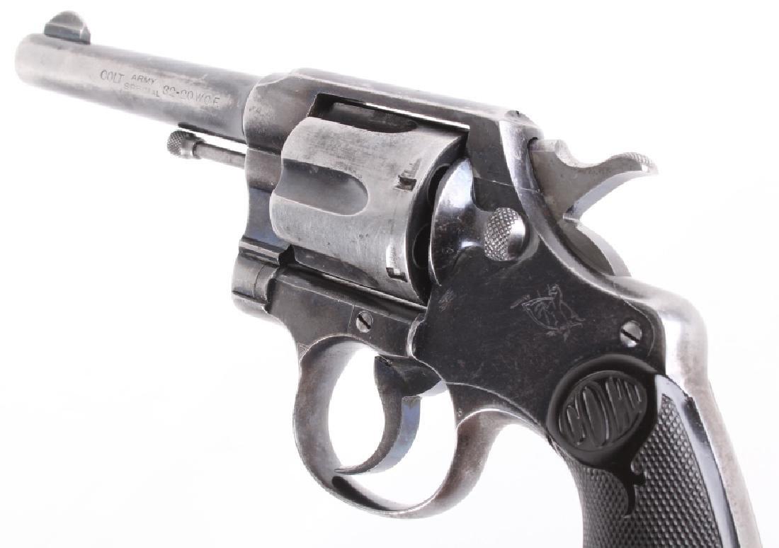 Colt Army Special 32-20 WCF 6-Shot DA/SA Revolver - 11