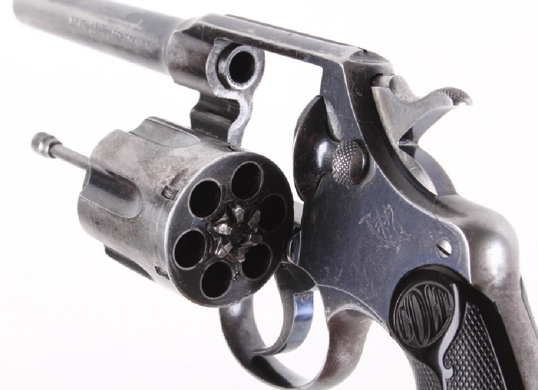 Colt Army Special 32-20 WCF 6-Shot DA/SA Revolver - 18