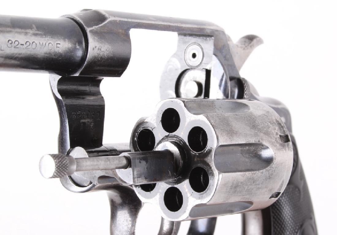 Colt Army Special 32-20 WCF 6-Shot DA/SA Revolver - 19
