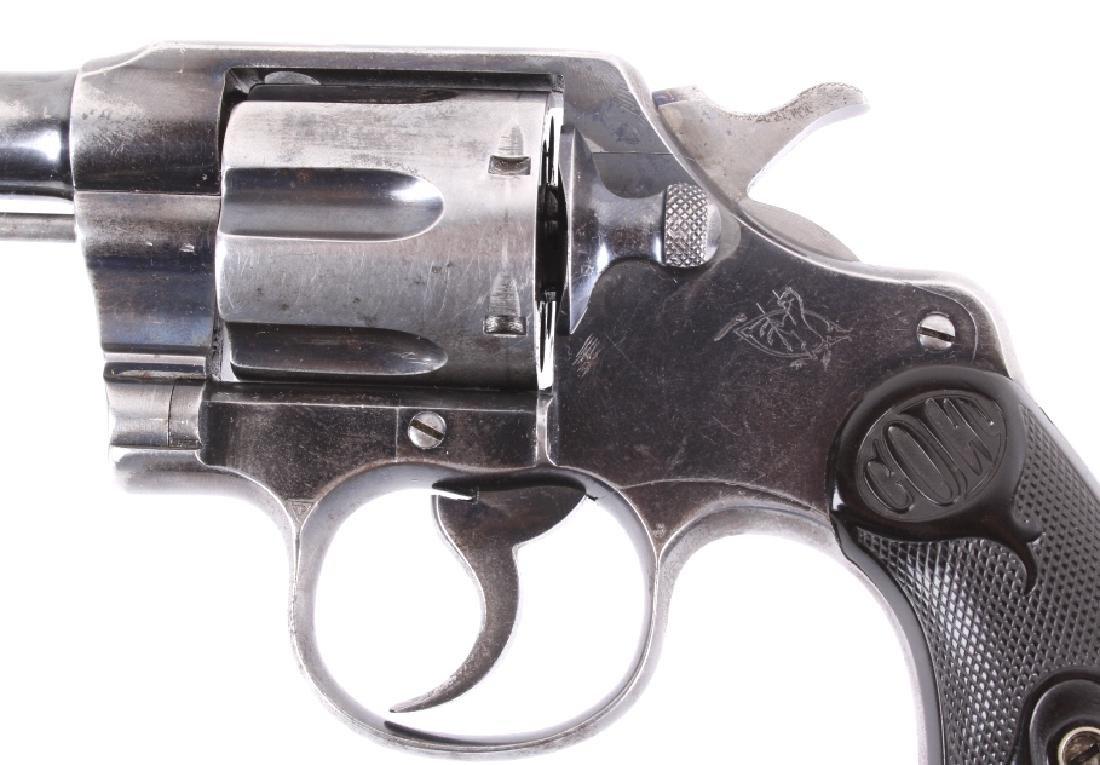 Colt Army Special 32-20 WCF 6-Shot DA/SA Revolver - 3