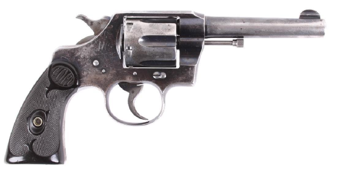 Colt Army Special 32-20 WCF 6-Shot DA/SA Revolver - 6