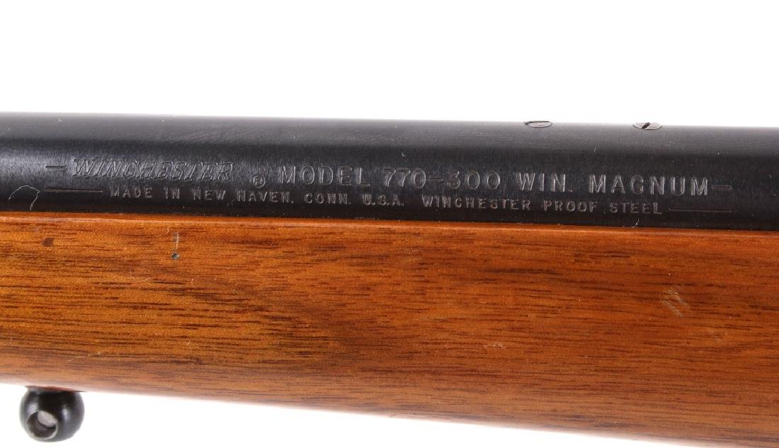 Winchester Model 770 .300 Win Mag. Rifle - 10