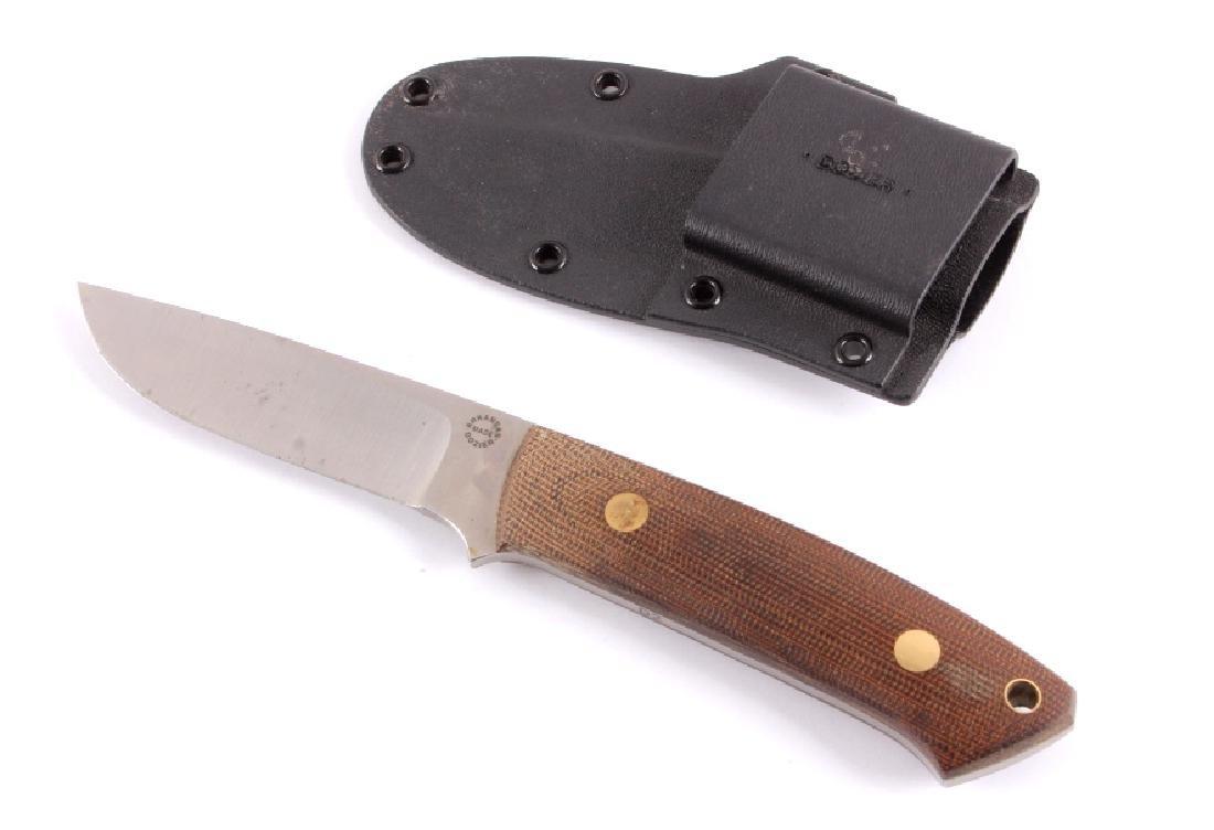 Dozier Arkansas Made Custom Fixed Blade Knife