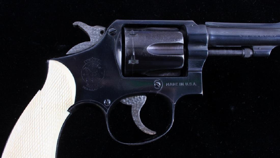 Smith & Wesson Custom .38 Spl. K Frame Revolver - 10