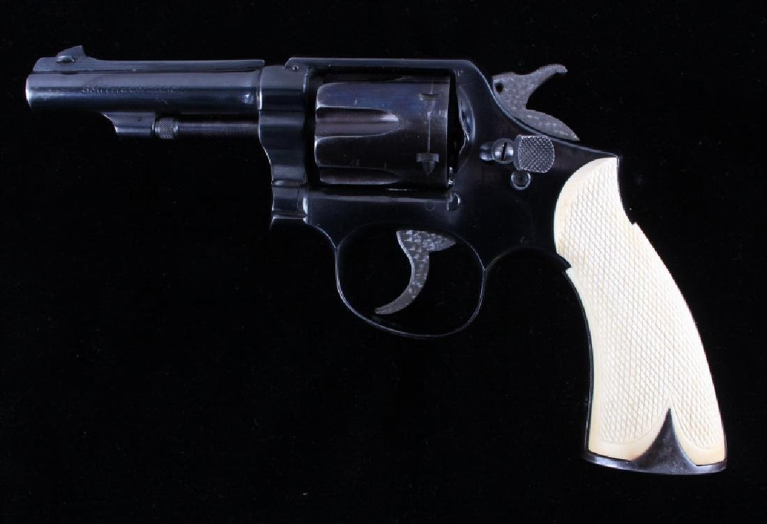 Smith & Wesson Custom .38 Spl. K Frame Revolver