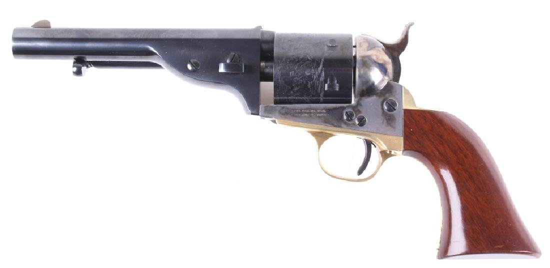 Cimarron 1872 Open Top Navy .38 Cal Revolver